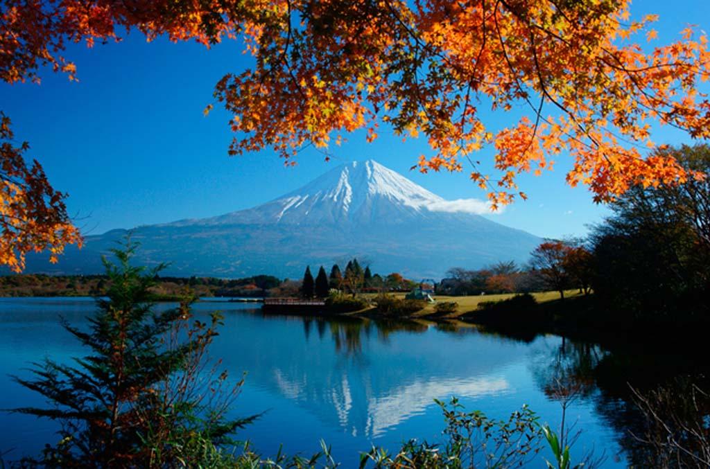 静岡県を代表する『ダイヤモンド富士』の絶景スポット【田貫湖】