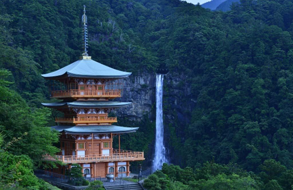 最強パワースポットで日本三大名滝の一つ【那智の滝】