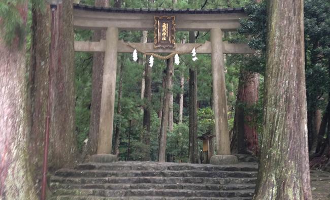 那智の滝までのアクセス【飛瀧神社】