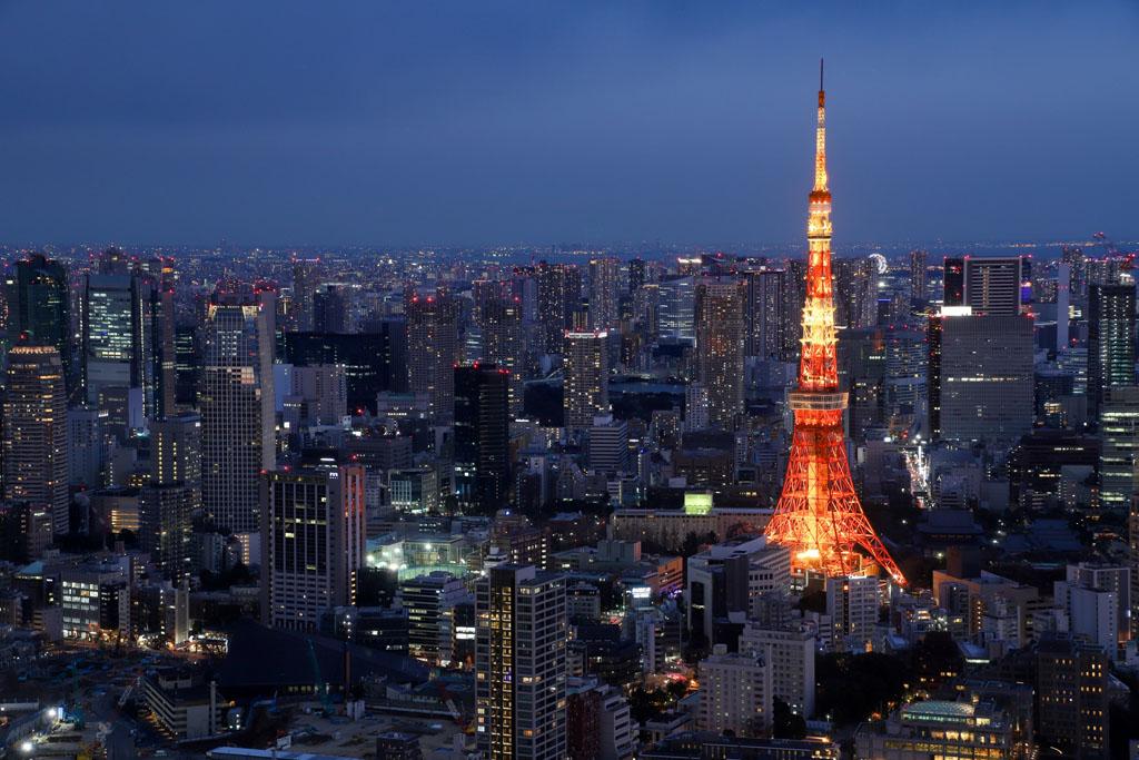 裏鬼門の結界を封印する333メートルの塔【東京タワー都市伝説】