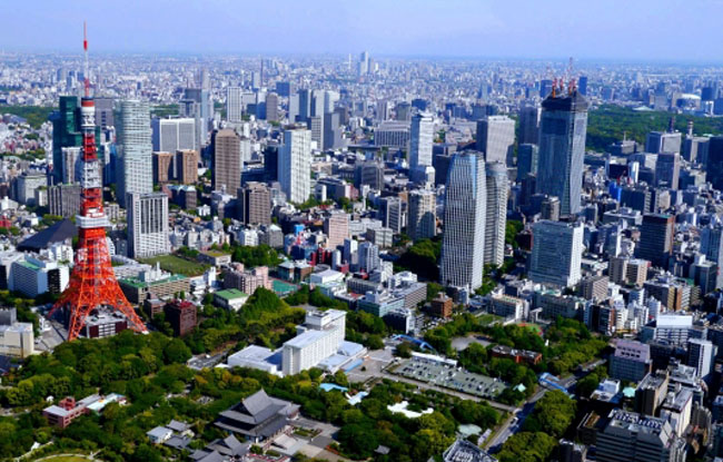 江戸・東京を護るために結界で封じた鬼門